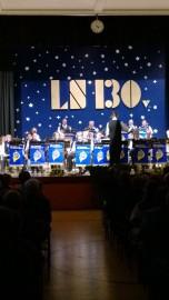 Loimaan Soittokunta vietti 130-vuotisjuhlaansa työn touhussa juhlakonsertissa.