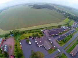 Oripää - kuten muutkin Loimaan seudun kunnat - on peltojen ympäröimä. Kuva: Harry Willman