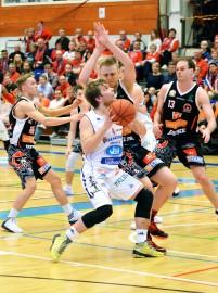 Antto Nikkarinen pelasi Bisonsissa kaksi kautta. Kuva: LL Arkisto / Eveliina Toivola