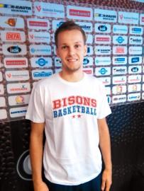 Mikko Koivisto tekee paluun Bisons-paitaan.