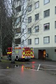 Remontin tulityöt eivät aiheuttaneet tulipaloa eivätkä henkilövahinkoja. Kuva: Lari Kiviranta