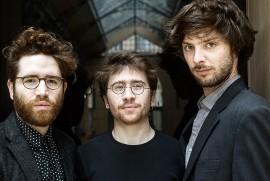 Théo Ceccaldi, Valentin Ceccaldi ja Guillaume Akninen