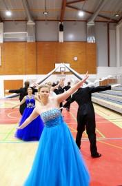 Lukion wanhojen tanssit 2016. Kuva: Lari Kiviranta.