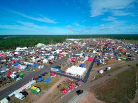 Okra on kasvanut Suomen suurimmaksi maatalousnäyttelyksi. Kuva: Harry Willman