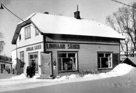 Liiketoimintaa vuonna 1952.