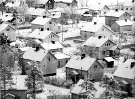 Niin sanottua Moskovan aluetta 23.11.1965.