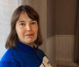Pauliina Mansikkamäki on työskennellyt Hevosopiston rehtorina huhtikuusta lähtien.