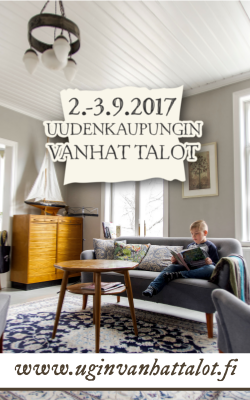Vanhat Talot Tapahtuma 1.8.-31.8.2017